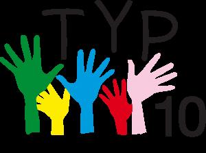 typ10 logo sareni